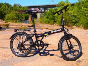 Foldable Compact Bike for Sale