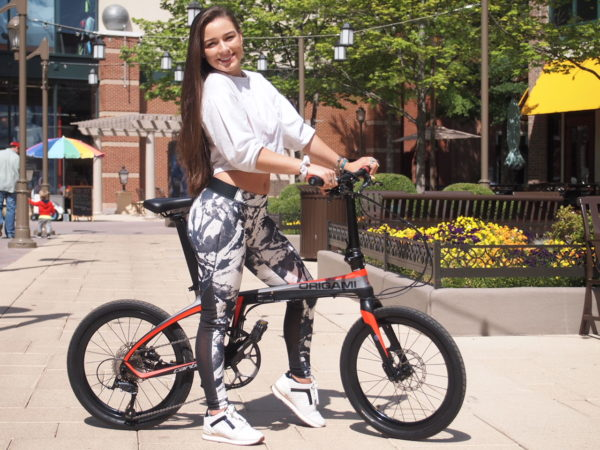 Collapsible Folding Bicycles for Sale